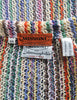 Missoni Vintage Rainbow Open Knit Cardigan - Amarcord Vintage Fashion  - 8