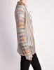 Missoni Vintage Rainbow Open Knit Cardigan - Amarcord Vintage Fashion  - 4