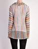 Missoni Vintage Rainbow Open Knit Cardigan - Amarcord Vintage Fashion  - 5