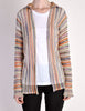 Missoni Vintage Rainbow Open Knit Cardigan - Amarcord Vintage Fashion  - 2