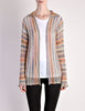 Missoni Vintage Rainbow Open Knit Cardigan - Amarcord Vintage Fashion  - 3