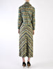 Missoni Vintage Green Patterned Knit Sweater, Scarf and Skirt Ensemble Set - Amarcord Vintage Fashion  - 6