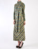 Missoni Vintage Green Patterned Knit Sweater, Scarf and Skirt Ensemble Set - Amarcord Vintage Fashion  - 2