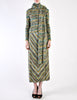 Missoni Vintage Green Patterned Knit Sweater, Scarf and Skirt Ensemble Set - Amarcord Vintage Fashion  - 4