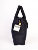"Moschino Vintage Redwall ""Soft!"" Navy Blue Fabric Large Duffel Tote Bag"