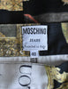 Moschino Vintage Black Picture Frames Print Skirt - Amarcord Vintage Fashion  - 9