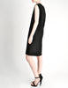 Norman Norell Vintage Black Wool Shift Dress - Amarcord Vintage Fashion  - 4