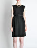 Norman Norell Vintage 1960s Little Black Dress - Amarcord Vintage Fashion  - 2