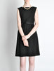 Norman Norell Vintage 1960s Little Black Dress - Amarcord Vintage Fashion  - 4