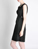 Norman Norell Vintage 1960s Little Black Dress - Amarcord Vintage Fashion  - 5