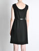 Norman Norell Vintage 1960s Little Black Dress - Amarcord Vintage Fashion  - 6