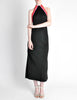 Rudi Gernreich Vintage Black Pink Red Halter Dress - Amarcord Vintage Fashion  - 5