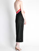 Rudi Gernreich Vintage Black Pink Red Halter Dress - Amarcord Vintage Fashion  - 6