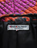 Saint Laurent Rive Gauche Vintage Quilted Silk Chrysanthemum Jacket - Amarcord Vintage Fashion  - 10