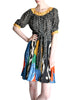 Ungaro Vintage Colorful Patterned Two Piece Set - Amarcord Vintage Fashion  - 1