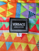 Versace Vintage Colorful Triangle Graphic Print Button Up Shirt - Amarcord Vintage Fashion  - 9