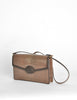 Gucci Vintage Brown Lizard Skin Clutch Bag - Amarcord Vintage Fashion  - 2