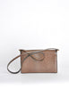 Gucci Vintage Brown Lizard Skin Clutch Bag - Amarcord Vintage Fashion  - 3