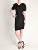 Vivienne Westwood Red Label Black Crepe Dress - Amarcord Vintage Fashion  - 4