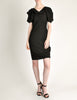 Vivienne Westwood Red Label Black Crepe Dress - Amarcord Vintage Fashion  - 2