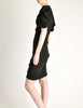 Vivienne Westwood Red Label Black Crepe Dress - Amarcord Vintage Fashion  - 5