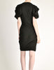 Vivienne Westwood Red Label Black Crepe Dress - Amarcord Vintage Fashion  - 7