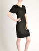 Vivienne Westwood Red Label Black Crepe Dress - Amarcord Vintage Fashion  - 6
