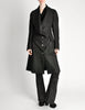 Vivienne Westwood Red Label Black Wool Draped Coat - Amarcord Vintage Fashion  - 4