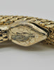 Whiting & Davis Vintage Gold Mesh Snake Belt - Amarcord Vintage Fashion  - 6