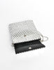 Whiting & Davis Vintage Silver Mesh Shoulder Bag - Amarcord Vintage Fashion  - 6