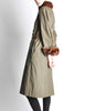 Yves Saint Laurent Vintage Green Mink and Sheared Beaver Coat - Amarcord Vintage Fashion  - 6