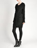 Yohji Yamamoto Vintage Black Knit Long Sweater - Amarcord Vintage Fashion  - 2