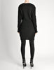 Yohji Yamamoto Vintage Black Knit Long Sweater - Amarcord Vintage Fashion  - 5