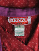 Kenzo Vintage Floral Print Long Sleeve Top - Amarcord Vintage Fashion  - 6