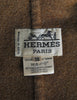 Hermès Vintage Caramel Brown Cashmere Riding Jacket - Amarcord Vintage Fashion  - 7