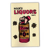 Nick's Liquor #2 Zine