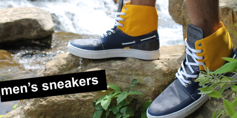 men's urban sneakers