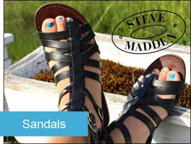 Steve Madden Womens Sandals