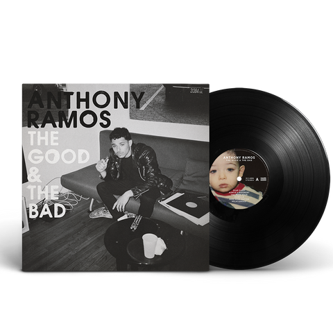 """The Good & The Bad"" LP + Digital Album"