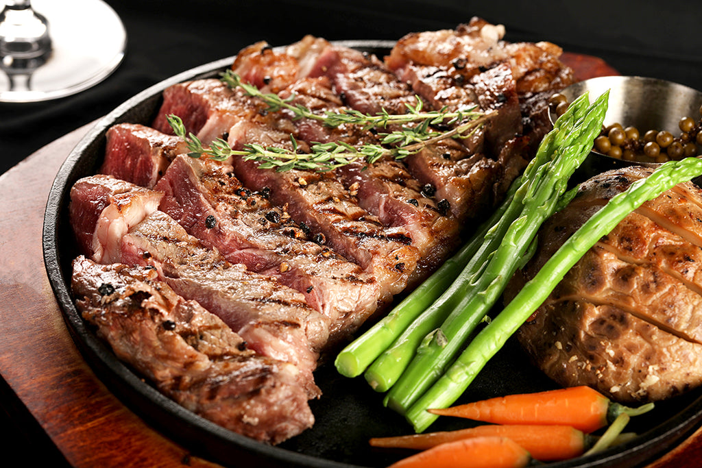 Steak and Carrots | How to get unstuck in 30 minutes or less