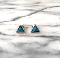 Triangle Turquoise