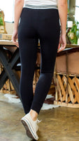 Leggings Over Jeans