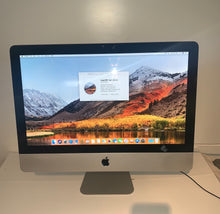 "Load image into Gallery viewer, Mid 2011 iMac 21.5"" Quad-Core i5 500GB Hard Drive 16GB Ram"