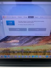 Load image into Gallery viewer, Early 2011 MacBook Pro i5 128GB SSD