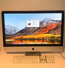 "Load image into Gallery viewer, iMac Mid 2011 27"" 1TB 16GB Ram i5 Quad-Core 2.7GHz i5"