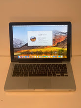 "Load image into Gallery viewer, Early 2011 13"" MacBook Pro i5 500GB"