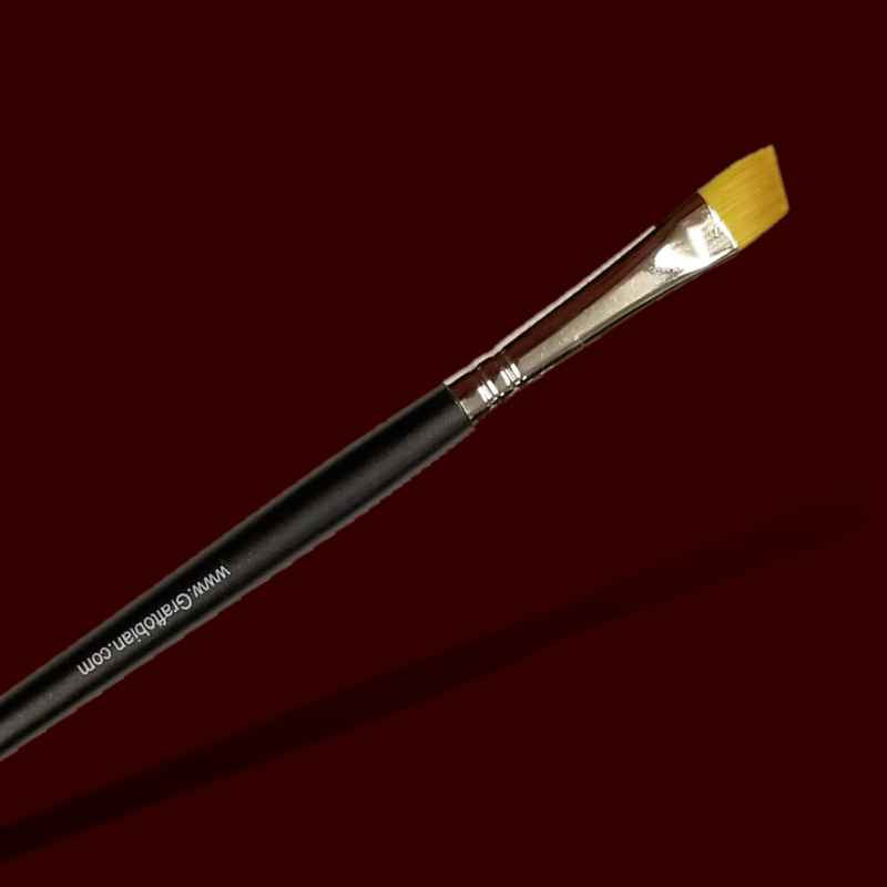 Angle Flat Makeup Brush