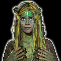Swamp Queen / Swamp Thing Wig