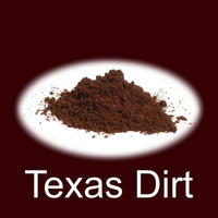 Texas dirt makeup powder