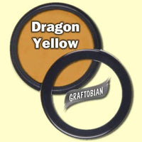 Dragon Yellow creme makeup cup